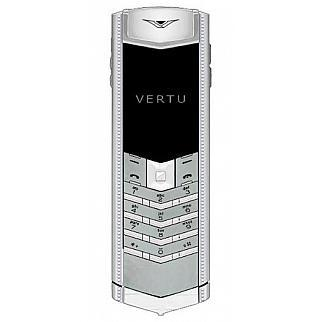 Замена корпуса телефона Vertu signature s design ladies mother of pearl