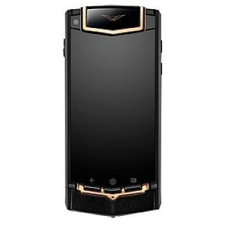 Русификация телефона Vertu Ti Titanium Black PVD Red Gold Mixed Metals